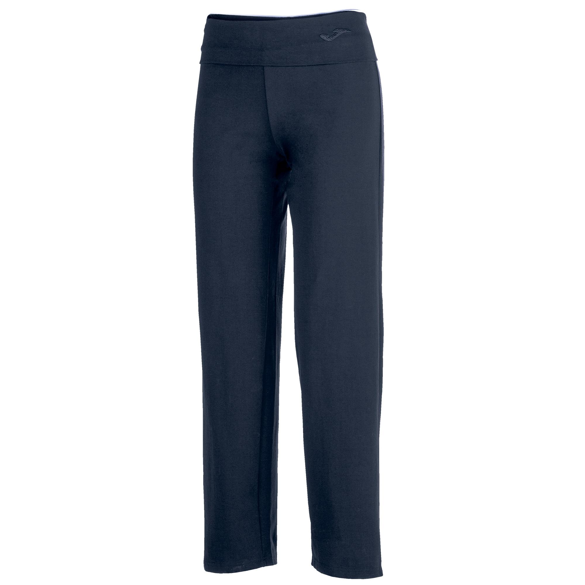 combi cotton pantalon bleu marine femme joma. Black Bedroom Furniture Sets. Home Design Ideas