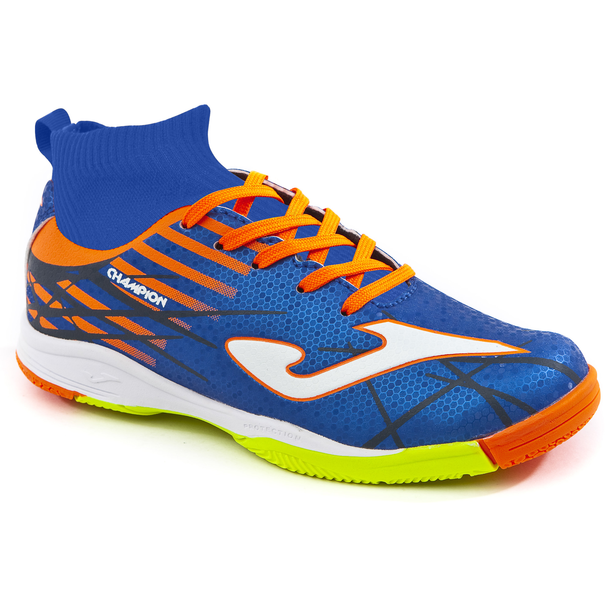 c2631375f35 CHAMPION JR 804 ROYAL BLUE SOCKET INDOOR - 1