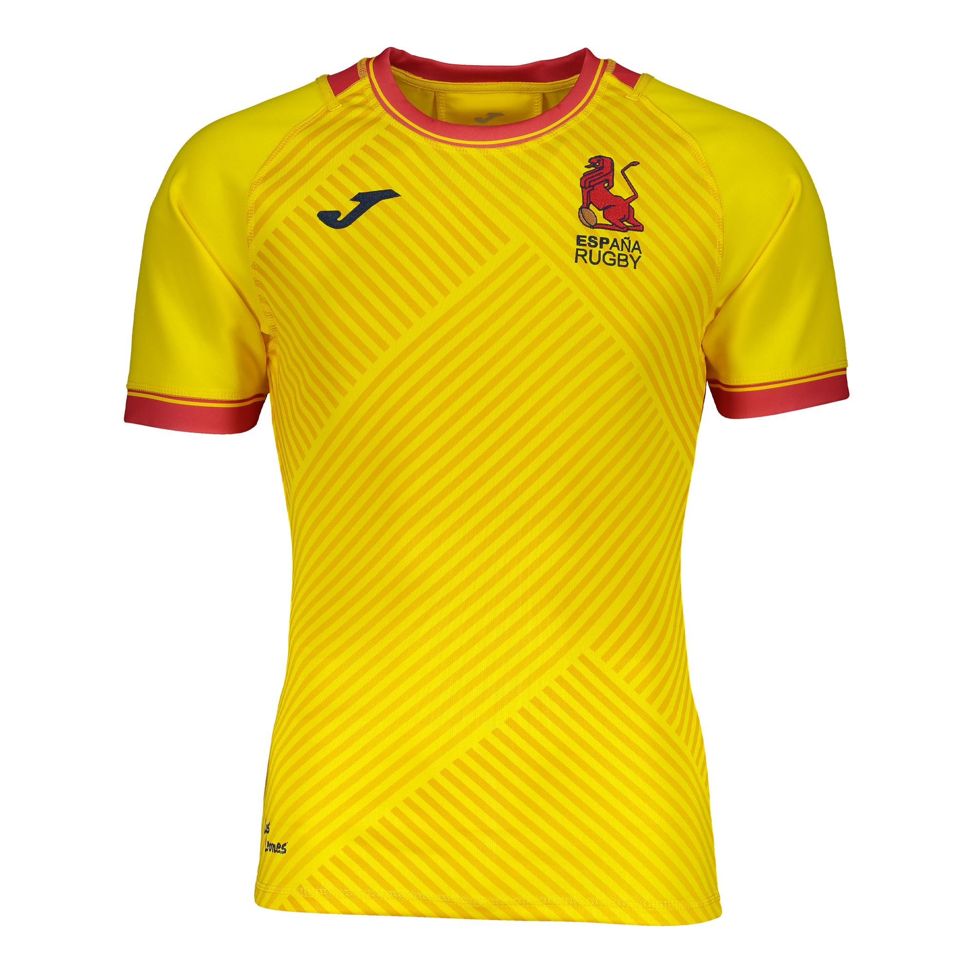 Camiseta España Rugby 2020