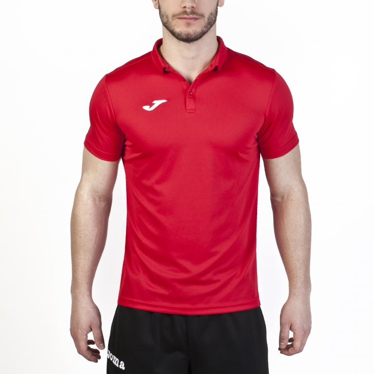 cea99793c11 ... POLO SHIRT RED S/S - 2 ...
