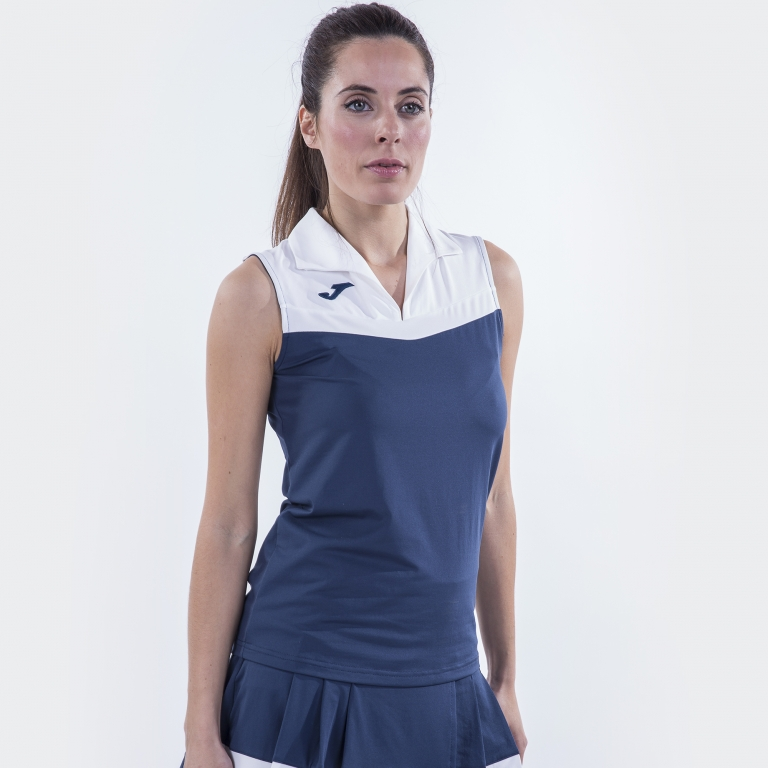 Mujer Joma Tenis 80 Polo
