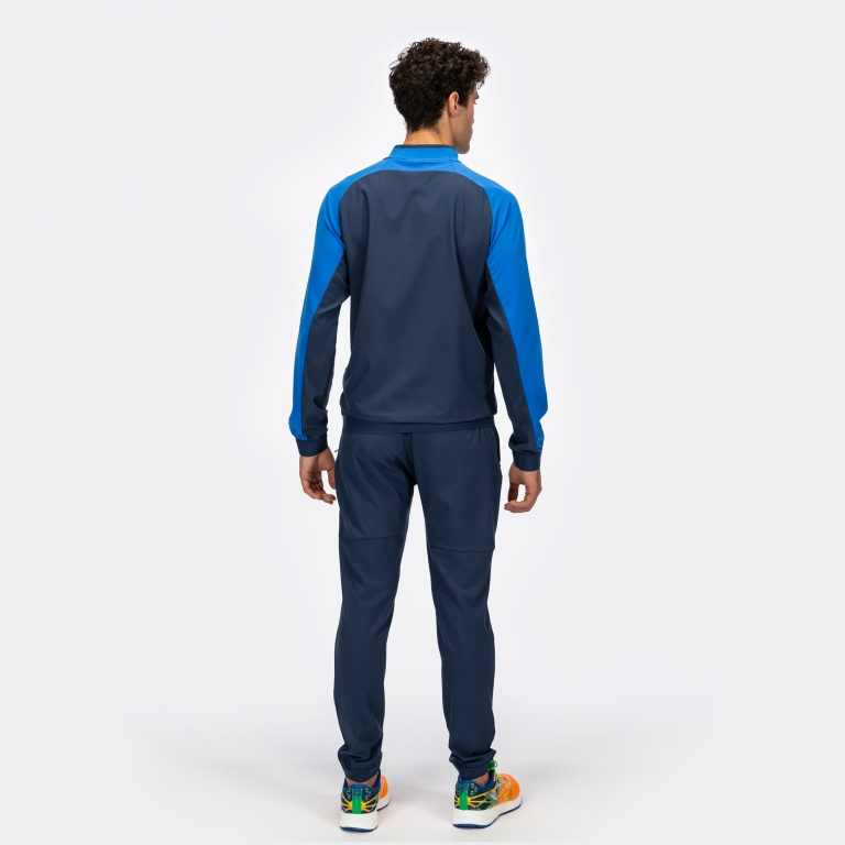 Joma Chandal Essential Micro Azul Hombre Royal-Marino Ch/ándal