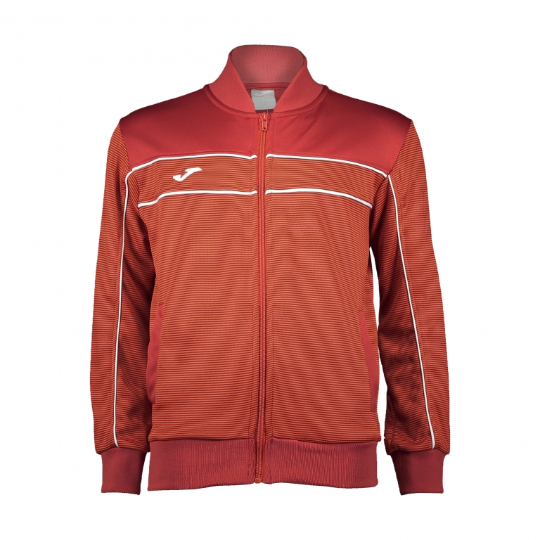 TRACKSUIT RED BLACK LINEAS BACK TO SCHOOL | JOMA