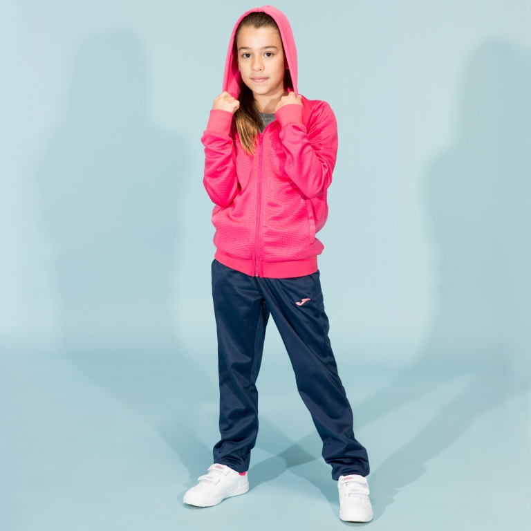 TRACKSUIT RED NAVY LINEAS BACK TO SCHOOL | JOMA