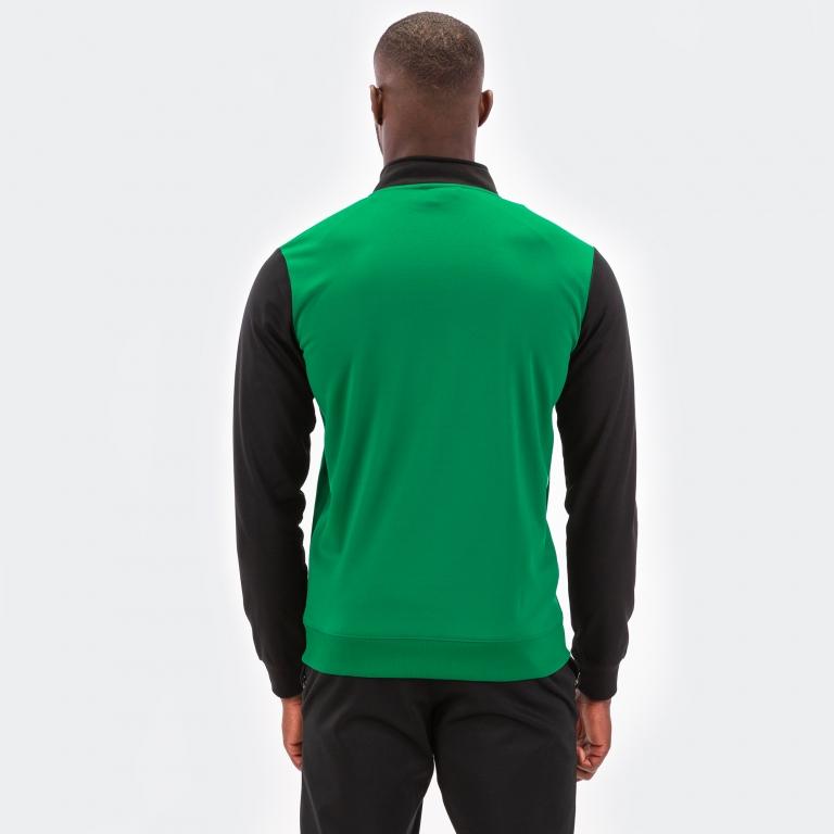 M Joma Winner Sudadera Hombre Verde//Negro