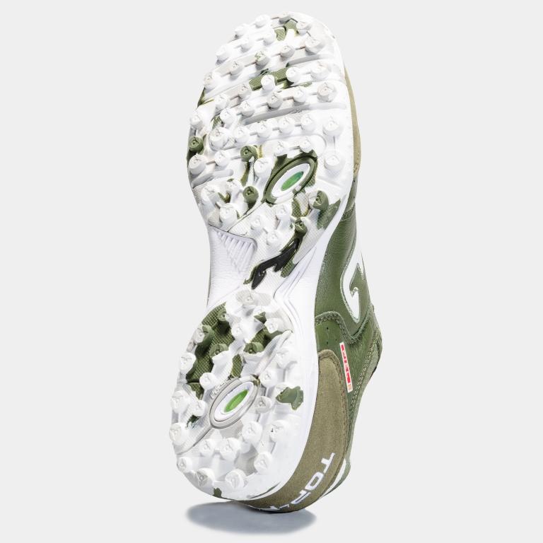Joma Top Flex Scarpe da Calcetto Verde Scuro 923 Turf